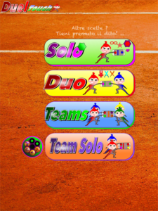 Regole Dueltouch iPhone iPad free game 3dTouch arcade colors menu
