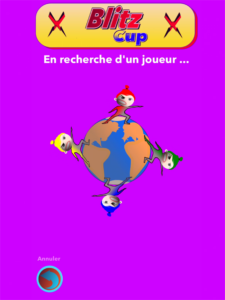 blitz cup français dueltouch jeu multi joueur 3dtouch iPhone iPad