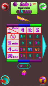Regole Dueltouch iPhone iPad free game 3dTouch arcade colors solo